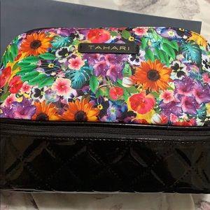 Tahari bag. Make up cosmetic bag